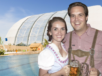 Oktoberfest im Tropical Islands
