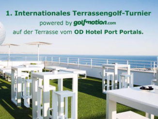 1. Internationale Terrassengolf Turnier