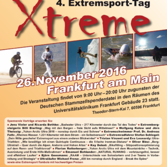 Extremsport-Tag